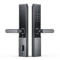 TCL发布新品K6V门锁,内置WIFI和门铃功能~