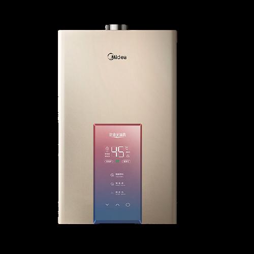 Midea 美的 JSQ30-MK3 燃气热水器 16L 炫彩版