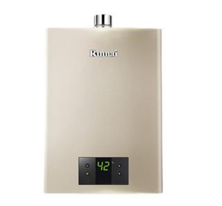 Rinnai 林内 林内(Rinnai)璀璨系列13升燃气热水器 升级智慧芯 水气双调 天然气12T RUS-13QC05(JSQ26-C05)