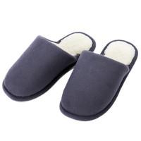 暖爱季:MINISO 名创优品 摇粒绒系列棉拖鞋