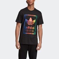 10日0点、超值双12:adidas 阿迪达斯 三叶草 ED6917 男士运动T恤