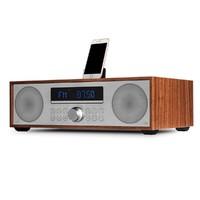 JBL MS402 桌面迷你音响 CD机 蓝牙音箱 收音机 多媒体音箱
