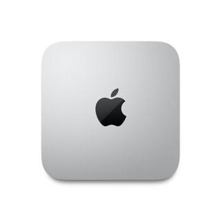 Apple 苹果 Mac mini 2020款 M1 芯片版 台式机 M1 8GB 512GB SSD 核显 银色