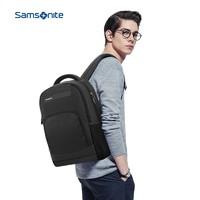 Samsonite 新秀丽 36B*09010 男士双肩背包