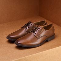 Clarks 其乐 261103508 男士商务风德比鞋