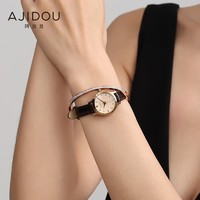 AJIDOU 阿吉豆 AK1510034B0 女士新品如梦风情手表