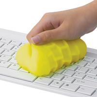 Cyber Clean 三宝可灵 家用机械键盘清洁泥 黄色