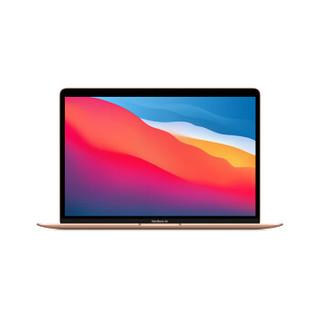 Apple 苹果 2020款 MacBook Air 13英寸笔记本电脑(Apple M1、8GB、256GB)金色