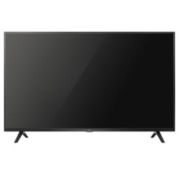TCL A464系列 55A464 55英寸 4K超高清液晶电视 黑色