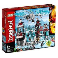 LEGO 乐高 幻影忍者系列 70678 放逐君王的城堡