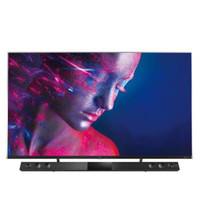 TCL C10系列 65C10 65英寸 4K超高清量子点全面屏液晶电视