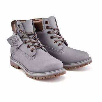 Timberland 添柏岚 A1BK7 女士短靴 A1BK7W/灰色 38