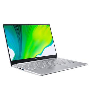 acer 宏碁 传奇系列 传奇 锐龙版 14英寸 笔记本电脑 锐龙R5-4500U 8GB 512GB SSD 核显 以太银
