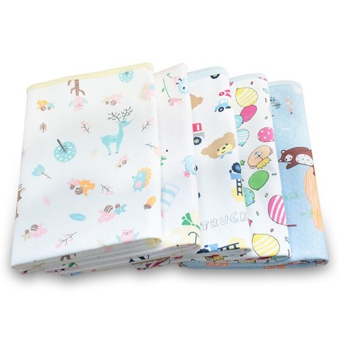 婴儿隔尿垫 可洗儿童防尿垫 尺码70*120