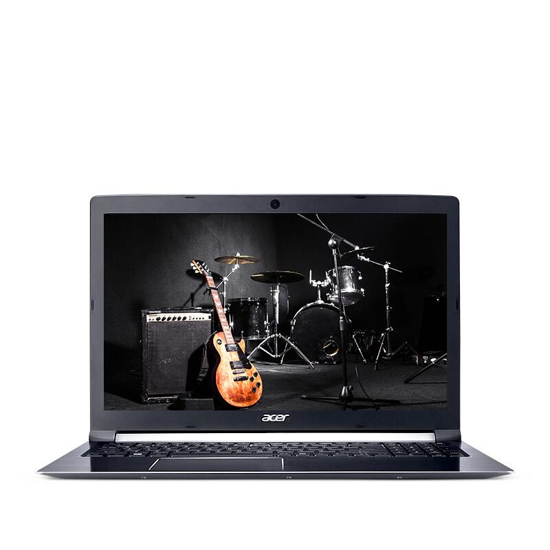 acer 宏碁 炫6系列 A615-51G-536X 15.6英寸 笔记本电脑 酷睿i5-8250U 8GB 256GB SSD MX150 黑色