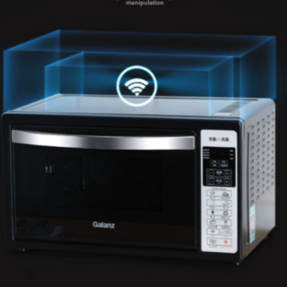 Galanz 格兰仕 IX6U 多功能电烤箱 42L 黑色