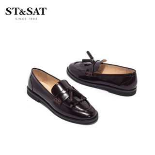ST&SAT 星期六 流苏懒人鞋乐福鞋