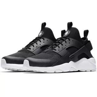 NIKE 耐克 AIR HUARACHE 男子休闲运动鞋 42码 黑白色