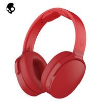 SKullcandy 骷髅头 HESH 3 WIRELESS 头戴式蓝牙耳机 红色