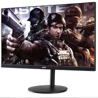 7日0点:acer 宏碁 XV272U V 27英寸显示器(2560×1440、IPS、170Hz、HDR400)
