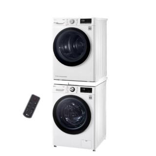 LG 乐金 FCV13G4W+RC90V9AV4W 洗烘套装