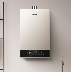 Haier 海尔 海尔(Haier)13升燃气热水器天然气 水伺服多频恒温 JSQ25-13JM6(12T)U1