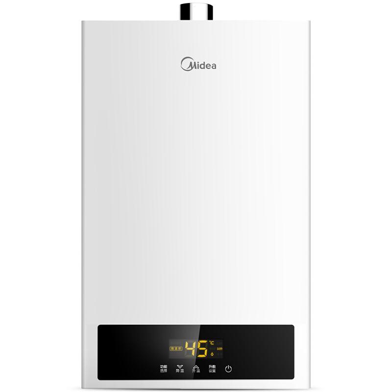 Midea 美的 JSQ22-H5 燃气热水器 12L 天然气