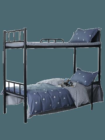 大学生宿舍床上三件套单人床单被套用品六件套寝室被褥套装全套