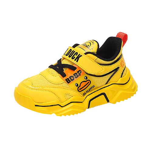 B.Duck 儿童休闲运动鞋 B3182906 黄色 26码