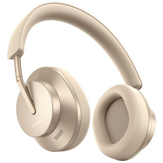 HUAWEI 华为 FreeBuds Studio 无线头戴式降噪耳机 晨曦金