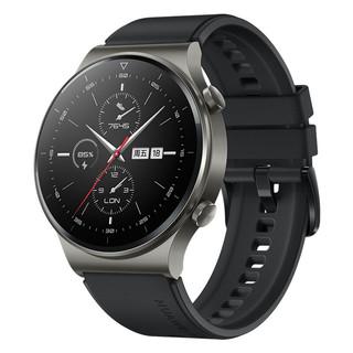 HUAWEI 华为 WATCH GT 2 Pro 智能手表 46mm 蓝牙版 黑色