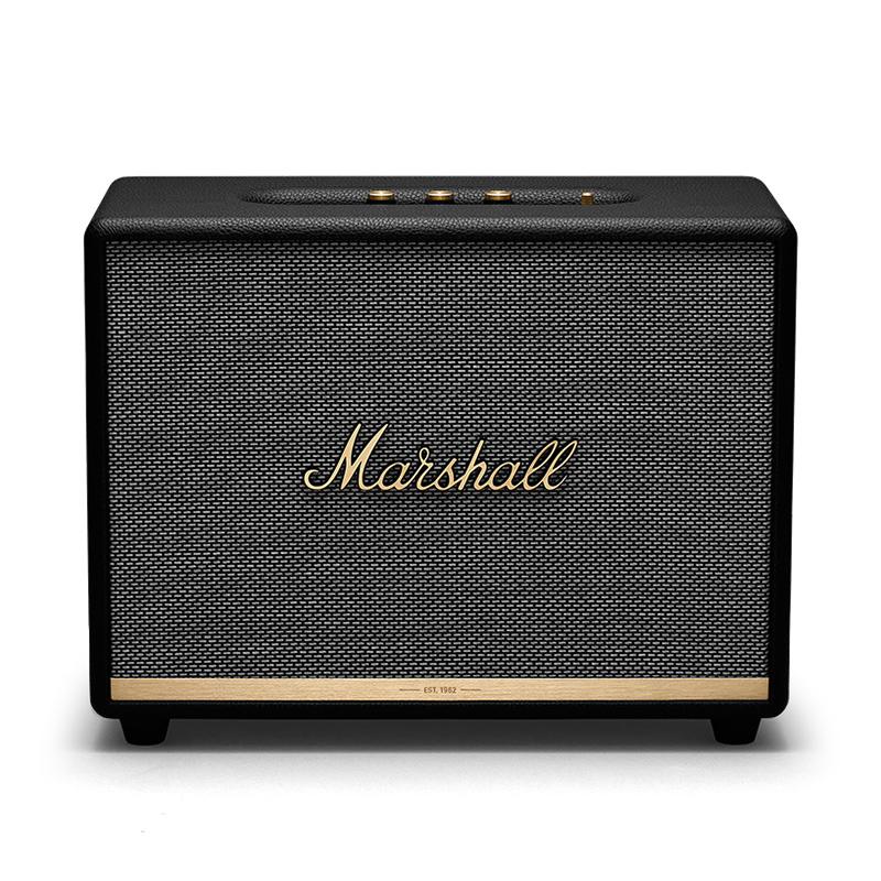 Marshall 马歇尔 WOBURN II BLUETOOTH 无线蓝牙音箱 黑色
