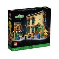 LEGO 乐高 Ideas系列 21324 芝麻街(123 Sesame Street)