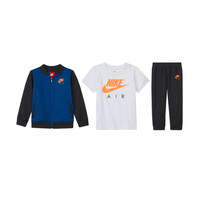 88VIP : Nike耐克官方 AIR FLEECE THREE-PIECE 婴童套装起绒三件套HA3339