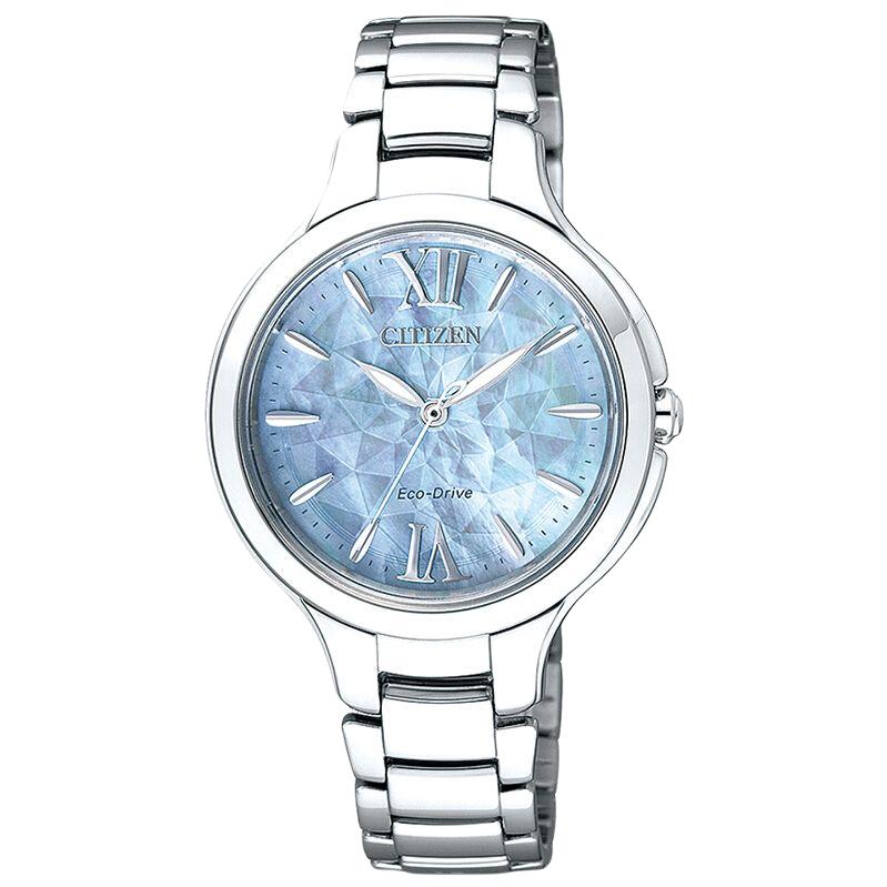 CITIZEN 西铁城 花语风吟系列 EP5991-57D 女士光动能手表