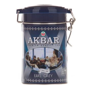AKBAR 阿客巴 经典伯爵红茶 100g *4件