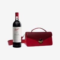 Penfolds 奔富 Bin389 赤霞珠设拉子干红葡萄酒 750ml+上下特别设计款红包