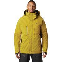 Mountain Hardwear男士Firefall  滑雪外套 暗黄色