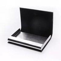 M&G 晨光 ASC99387 商务名片盒 黑色 单个装 *15件