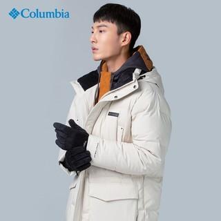 京东PLUS会员 : Columbia 哥伦比亚 WE1505 男女同羽绒服 700蓬