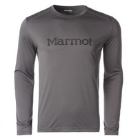 Marmot 土拨鼠 V543151543  男士运动T恤 *2件