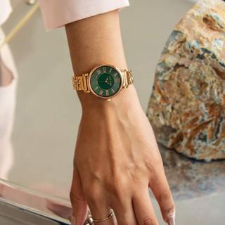 中亚Prime会员 : ANNE KLEIN 安妮·克莱因 AK2158GNRG 女士时装腕表
