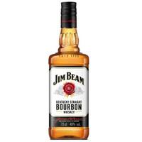 金宾波本威士忌  美国进口洋酒 占边波本威士忌750ml