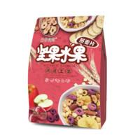 京东PLUS会员:五谷食尚   坚果水果燕麦片  400g *3件