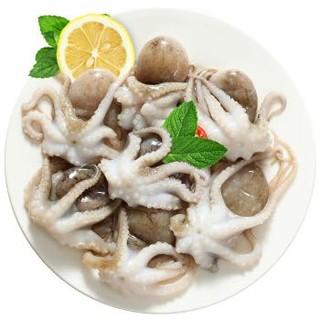 美加佳 冷冻三去小章鱼 500g*3 + 美加佳  日式蒲烧鳗鱼饭500g*3