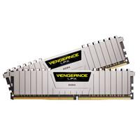 USCORSAIR 美商海盗船 复仇者LPX系列 DDR4 3200MHz 银色 台式机内存 64GB 32GBx2
