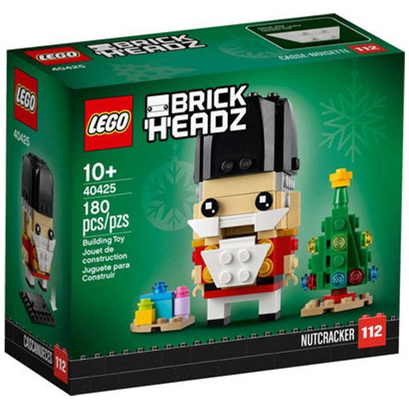 百亿补贴 : LEGO 乐高 方头仔系列 40425 胡桃夹子