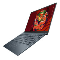 ASUS 华硕 灵耀系列 灵耀14 14英寸 笔记本电脑 锐龙R7-4700U 16GB 512GB SSD 核显 松木青