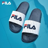 FILA 斐樂 F12M024610F 情侶沙灘拖鞋
