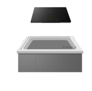 FOTILE 方太 JPSD1T-C3D 嵌入式水槽洗碗机 30件 黑色